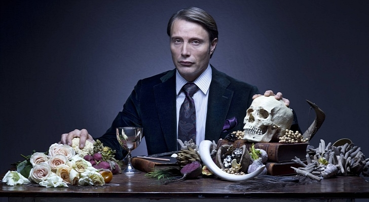 All 3 seasons of Hannibal on Netflix in Canada!